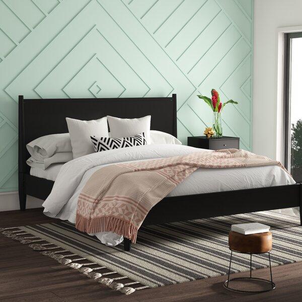 Mason Solid Wood Platform Bed by Mercury Row Mercury Row