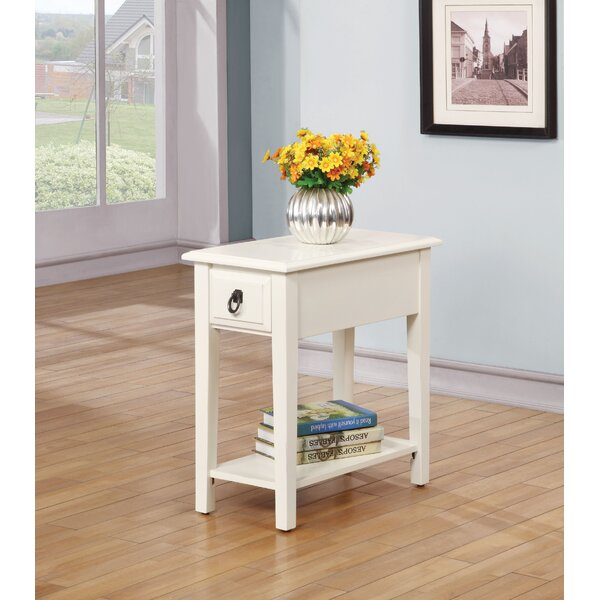 Diggins End Table By Highland Dunes