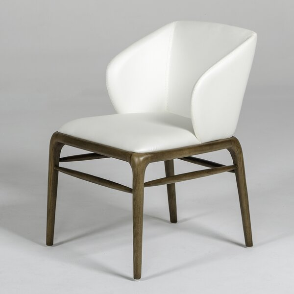 Pierre Upholstered Dining Chair by Corrigan Studio Corrigan Studio