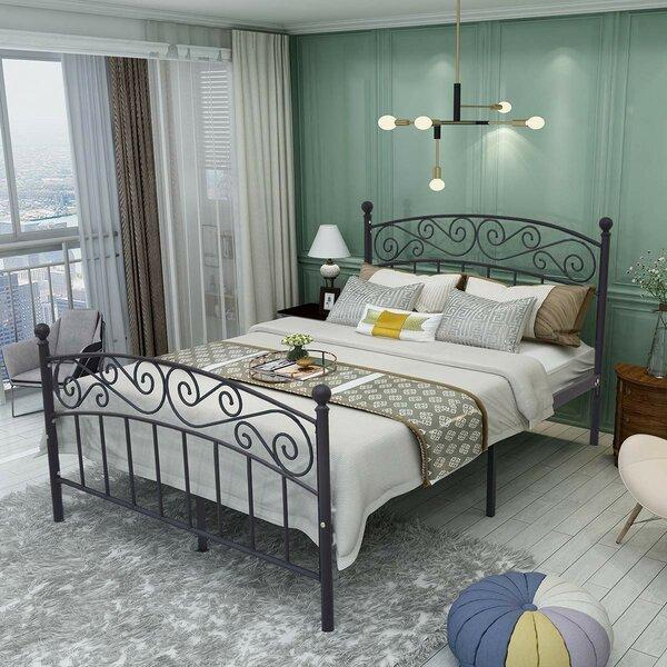 1 Platform Bed by Fleur De Lis Living
