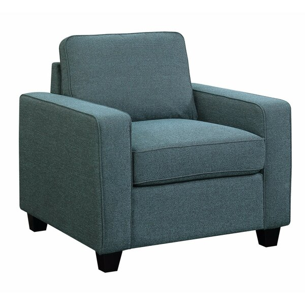 Mcmillen Upholstered Armchair by Ivy Bronx