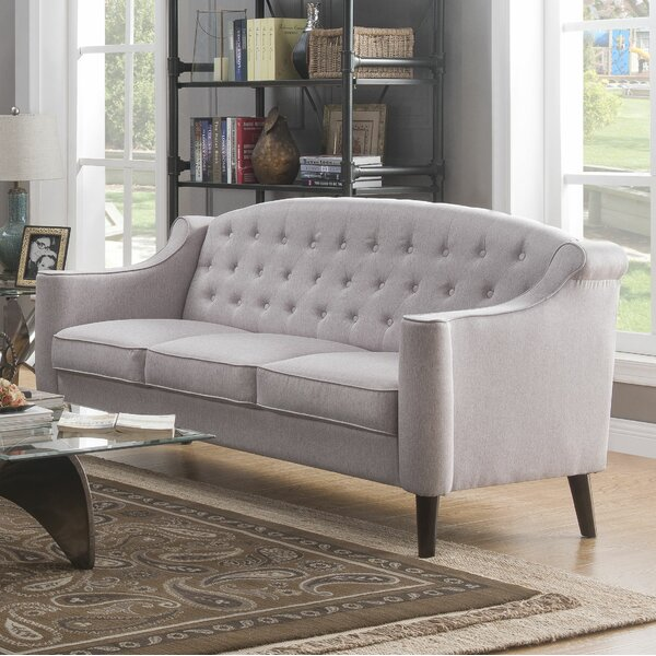 Perfect Shop Ediline Loveseat by House of Hampton by House of Hampton