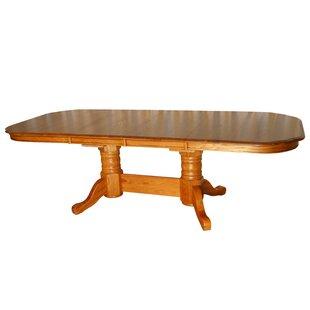 Solid Oak Table Wayfair - Solid hardwood kitchen table