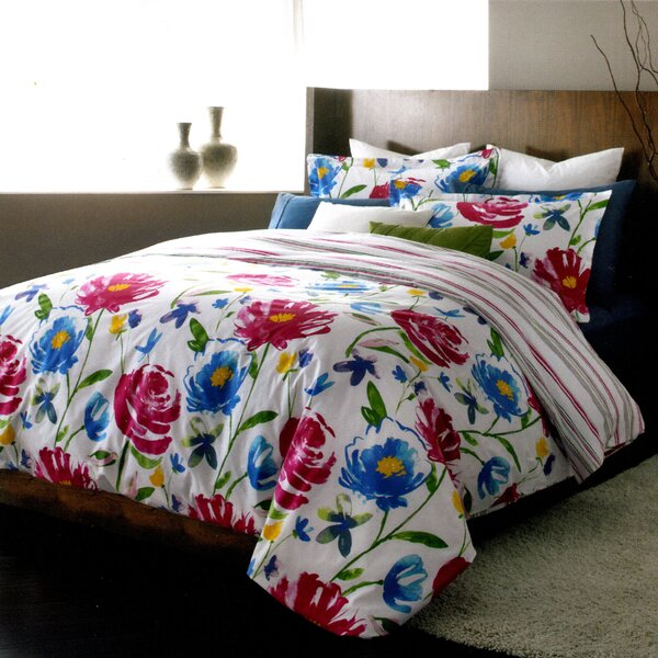 Piccadilly 3 Piece Reversible Duvet Set by LJ Home