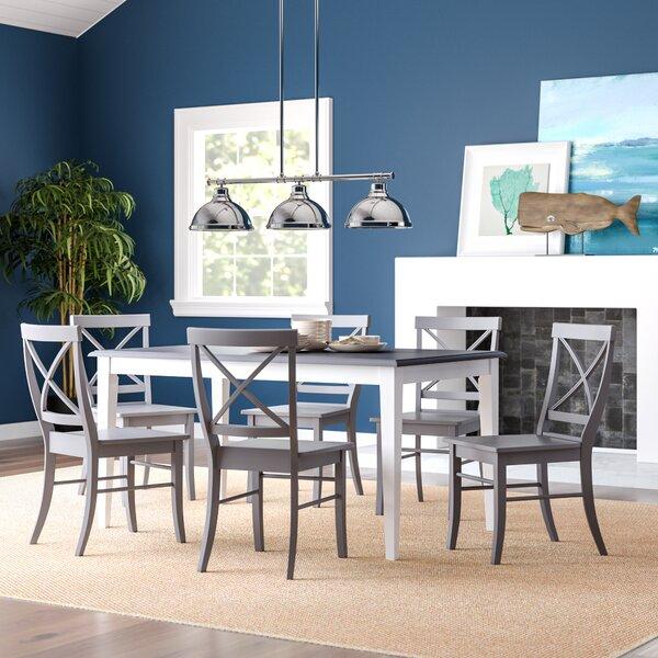 Lehigh Acres 7 Piece Dining Set by Beachcrest Home