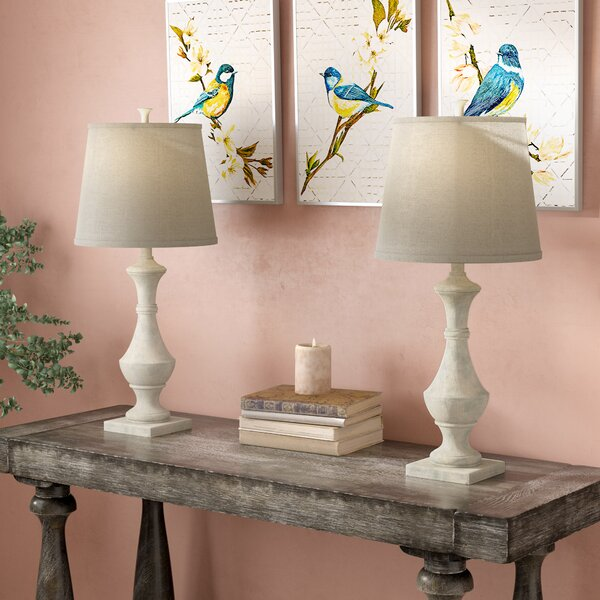 Apollinaire 27 Table Lamp (Set of 2) by Lark Manor