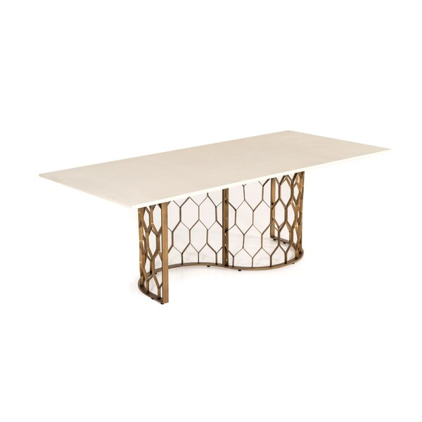 Chau Dining Table by Mercer41