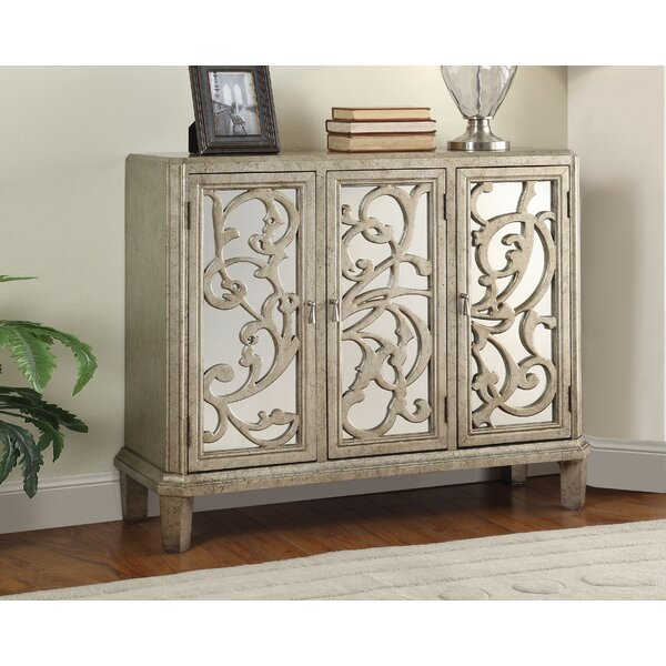 Janet 3 Door Accent Cabinet by One Allium Way One Allium Way