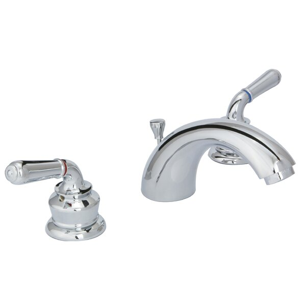 Cypress Widespread Bathroom Faucet With Drain Assembly By Huntington Brass