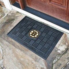 NHL - Boston Bruins Medallion Doormat by FANMATS