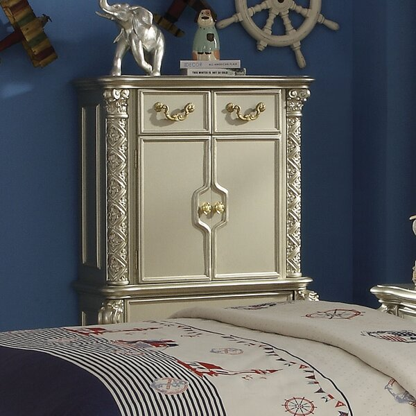Welty 3 Drawer Combo Dresser by Astoria Grand