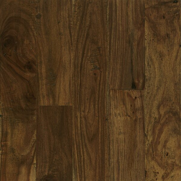 4-3/4 Engineered Acacia Hardwood Flooring in Heather by Armstrong Flooring
