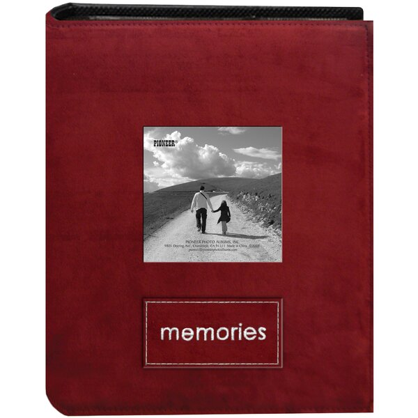 Book Photo Album by Winston Porter