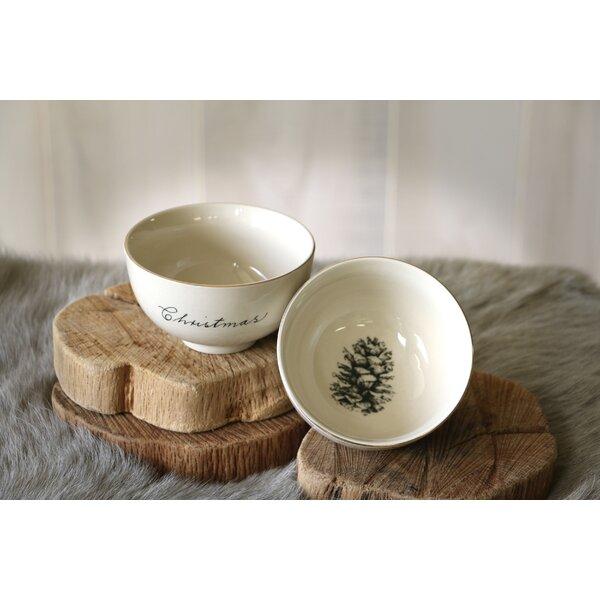 Dalaigh 2 Piece Bowl Set by Loon Peak