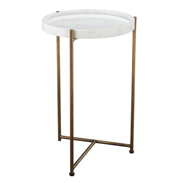 Aadi End Table by Brayden Studio
