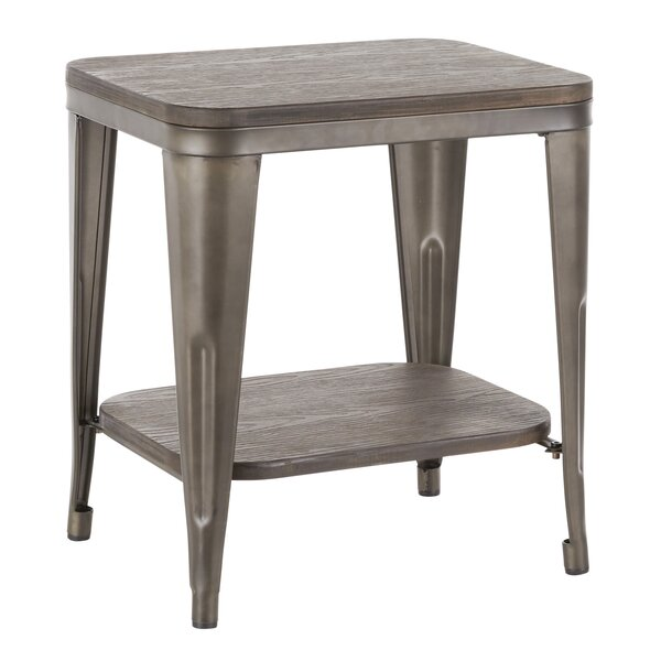 Claremont End Table by Trent Austin Design