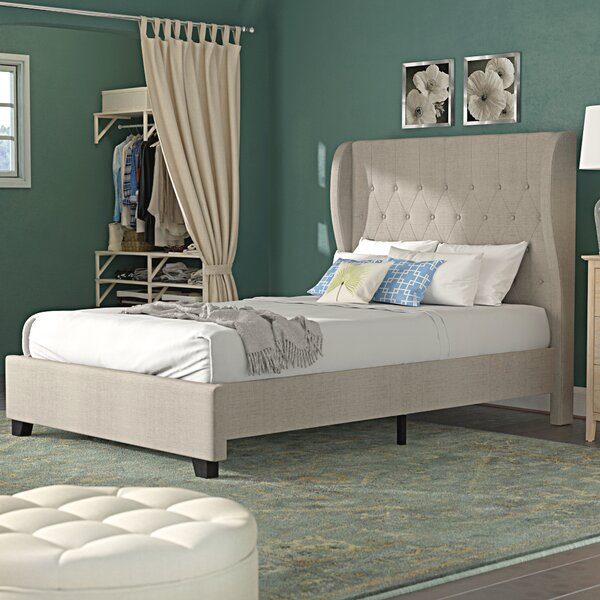Booneville Standard Bed by Greyleigh