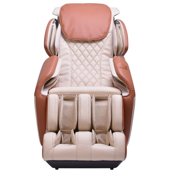 Homedics HMC-500 Reclining Adjustable Width Massage Chair By Homedics