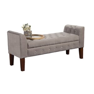 Wilford Upholstered Storage Bench