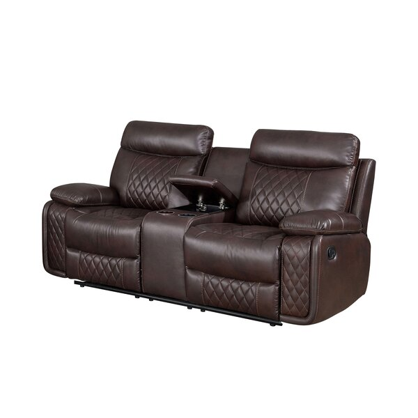 Lovin Reclining Loveseat By Winston Porter