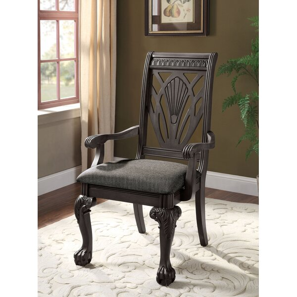 Bunnell Dining Arm Chair (Set of 2) by Astoria Grand