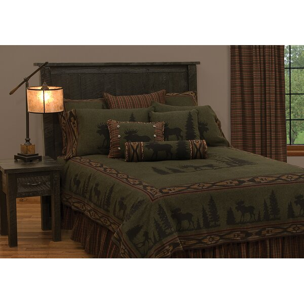 Nakagawa Deluxe 8 Piece Coverlet Set