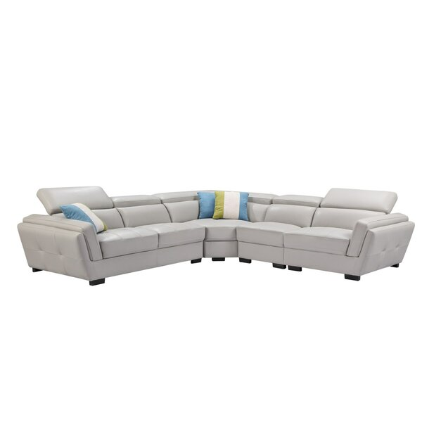 Wyble Symmetrical Modular Sectional By Orren Ellis
