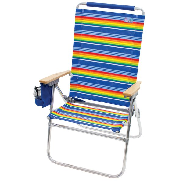 Duxbury Tall Back Folding Beach Chair by Freeport Park Freeport Park