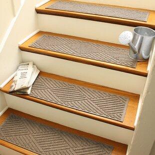 Amald Diamond Stair Tread (Set Of 4)