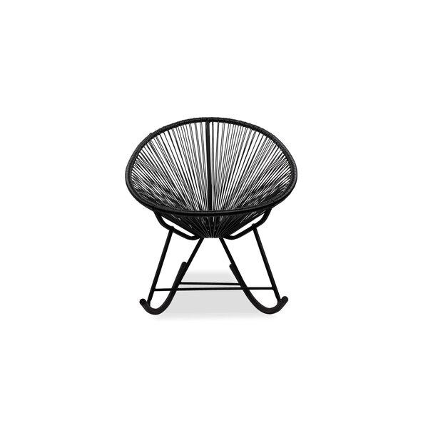 Richarson Wire Rocker Chair by Wrought Studio