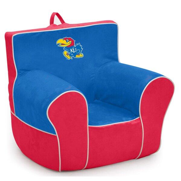 All American Collegiate Kids Foam Chair by Kidz World