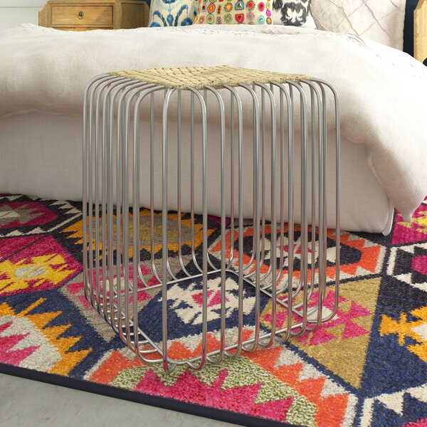 Archana Modern Stool by Bungalow Rose