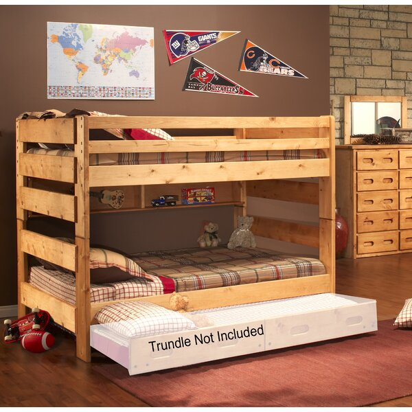 Marie Full Over Full Bunk Bed by Harriet Bee