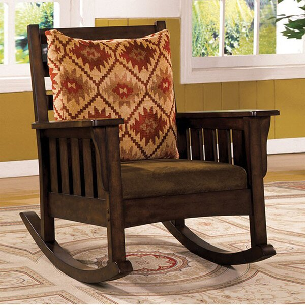 Roise Rocking Chair By Loon Peak