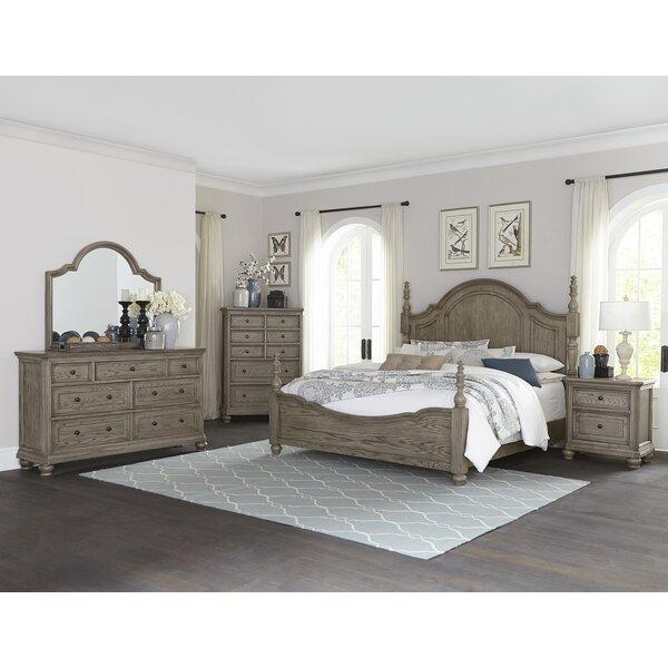 Karlee Panel Configurable Bedroom Set by Charlton Home