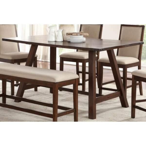 Miramontes Counter Height Dining Table by Gracie Oaks
