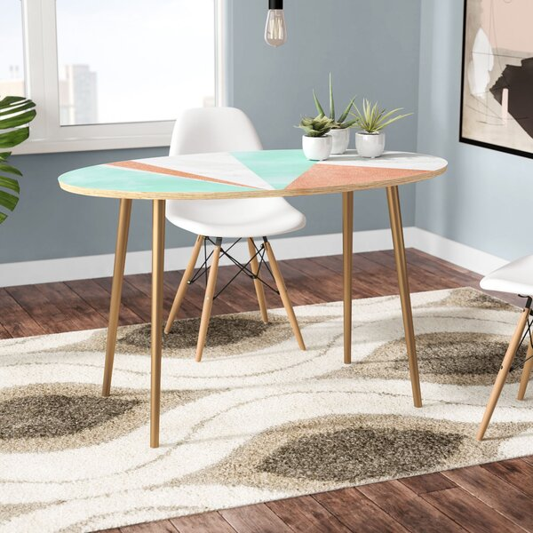 Gunther Dining Table by Wrought Studio Wrought Studio