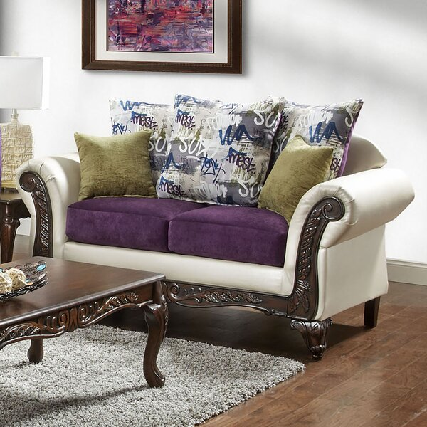 Top Brand 2018 Olaf Loveseat by Chelsea Home by Chelsea Home