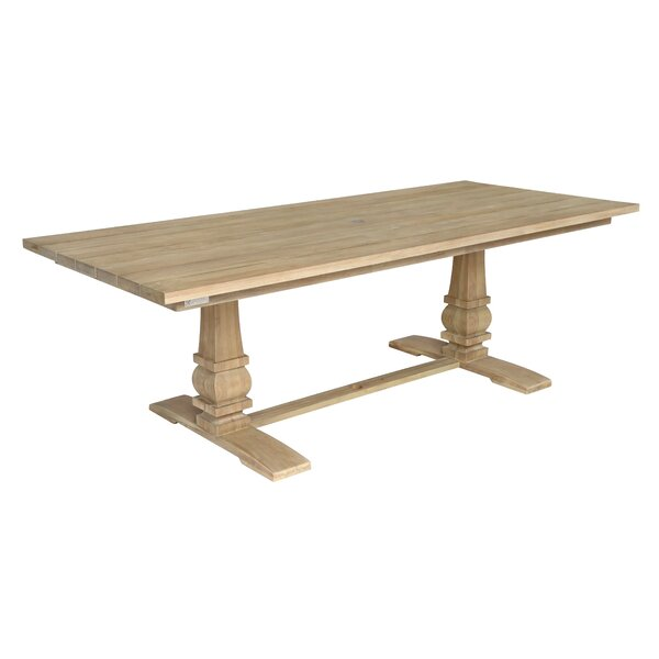 Conners Teak Dining Table by One Allium Way