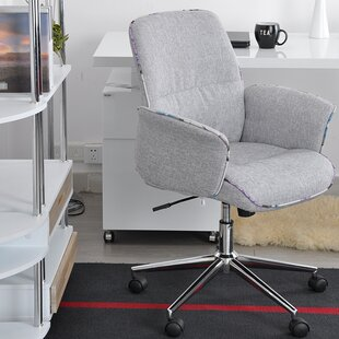 Epstein Mid-Back Executive Chair by Ebern Designs