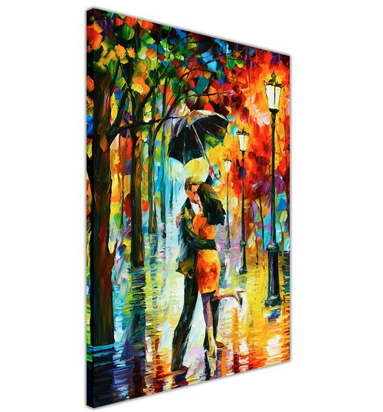 Hokku Designs Dance Under The Rain By Leonid Afremov