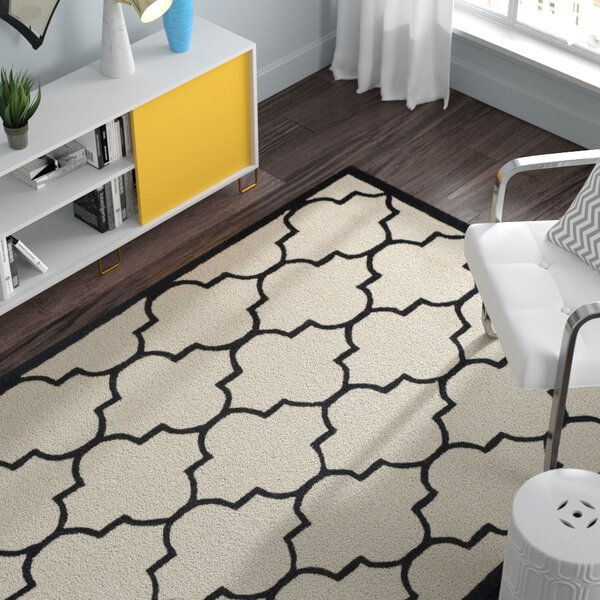 Charlenne Hand-Tufted Area Rug by Zipcode Design