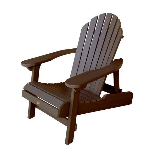 Phat Tommy Hamilton Plastic Folding Adirondack Chair by Buyers Choice Buyers Choice