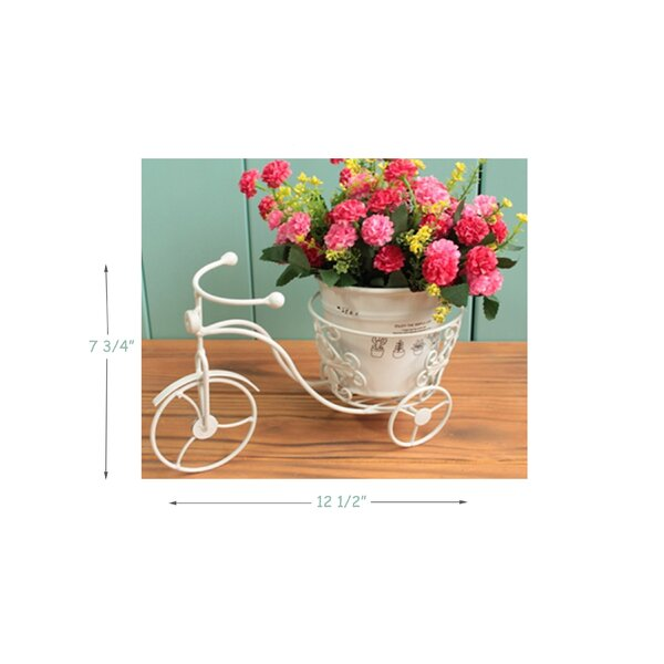 Iron Bicycle Plant Stand by ES Essentials