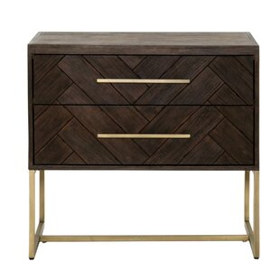 Matthew 2 Drawer Nightstand By Foundry Select