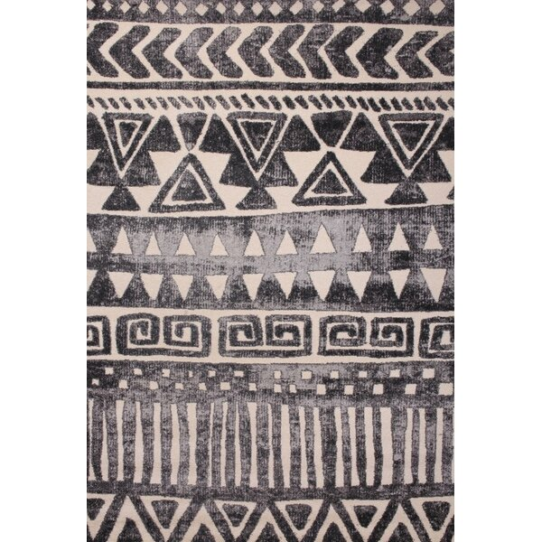 Baker Modern Ivory Area Rug by Foundry Select