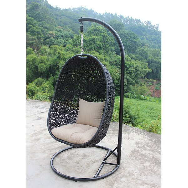 Nimbus Swing Chair with Stand by Harmonia Living