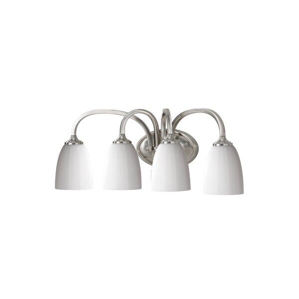 Clouser 4-Light Vanity Light by Alcott Hill