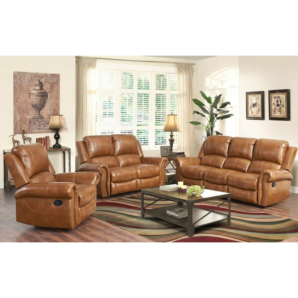 Vanhoy Reclining Configurable Living Room Set by Darby Home Co Darby Home Co