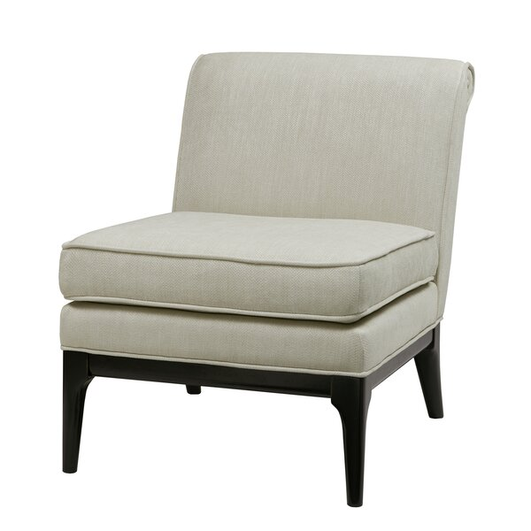 Camelle Slipper Chair by Madison Park Signature